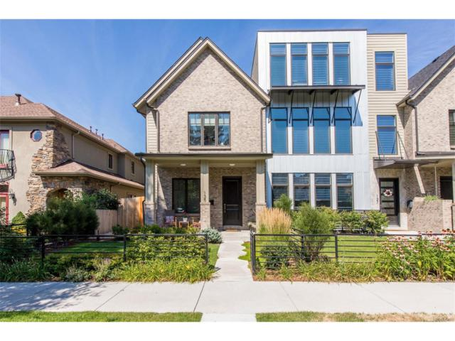 135 Jackson Street, Denver, CO 80206 (#5390137) :: Wisdom Real Estate