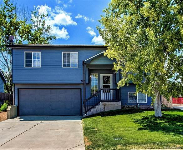 3801 Partridge Court, Evans, CO 80620 (#5390148) :: The Gilbert Group