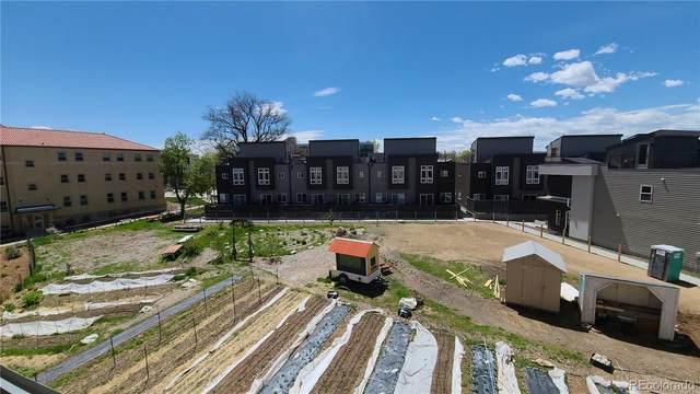 2876 W 53rd Avenue #319, Denver, CO 80221 (#5390357) :: Finch & Gable Real Estate Co.