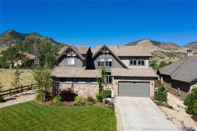 5195 Barn Owl Court, Morrison, CO 80465 (#5390448) :: Peak Properties Group
