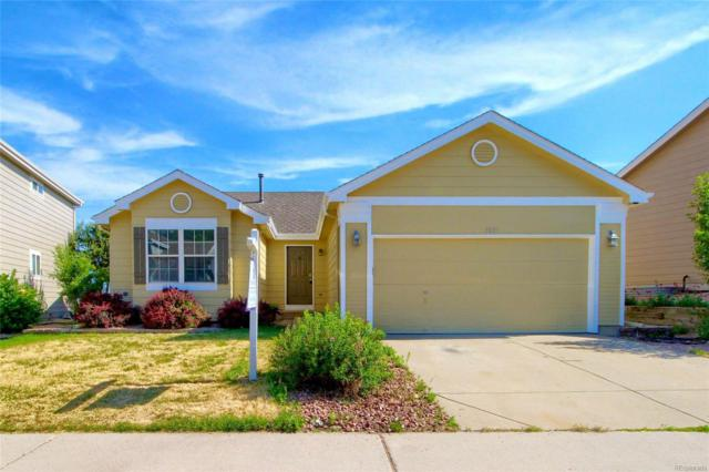 3673 Bucknell Drive, Highlands Ranch, CO 80129 (#5390510) :: The Peak Properties Group