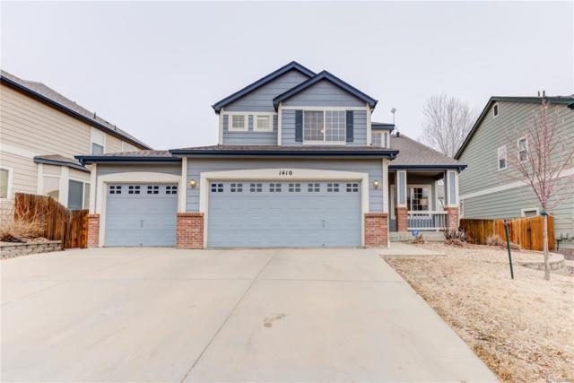1410 Red Mountain Drive, Longmont, CO 80504 (MLS #5390598) :: Keller Williams Realty