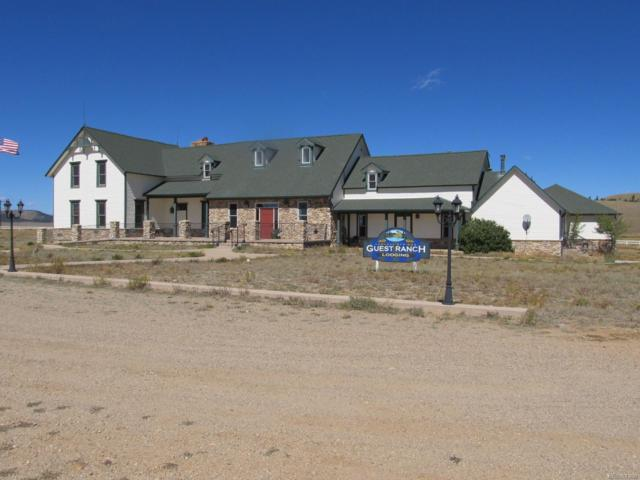 24194 Co Road 59, Hartsel, CO 80449 (#5390740) :: Hometrackr Denver