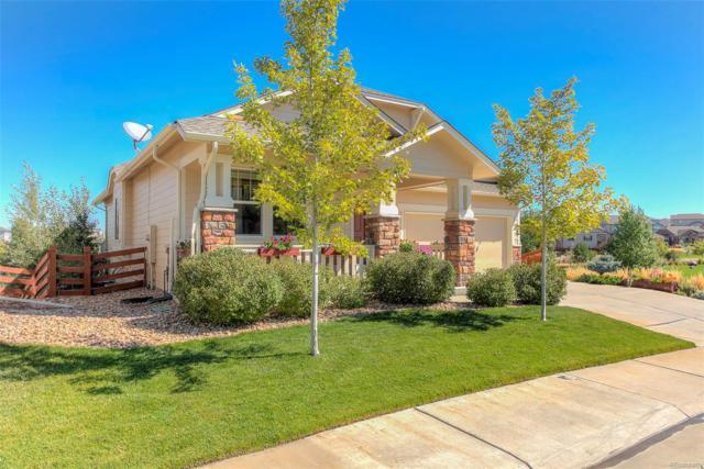 22247 E Grand Drive, Centennial, CO 80015 (#5390846) :: The Peak Properties Group
