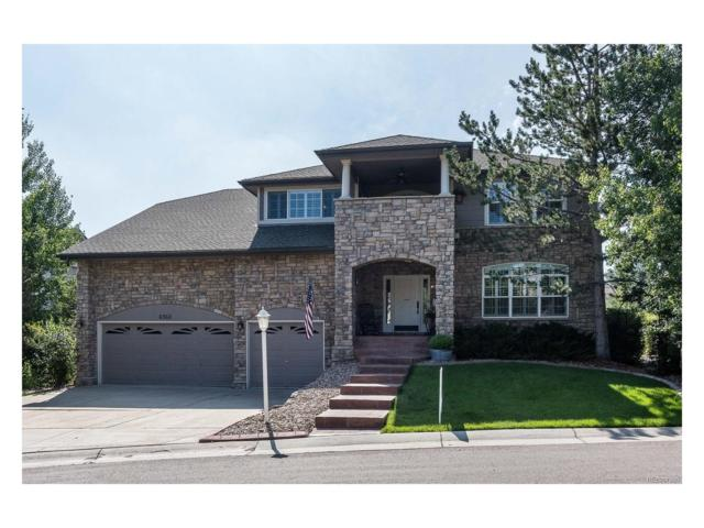 6960 S Rome Street, Aurora, CO 80016 (MLS #5391904) :: 8z Real Estate