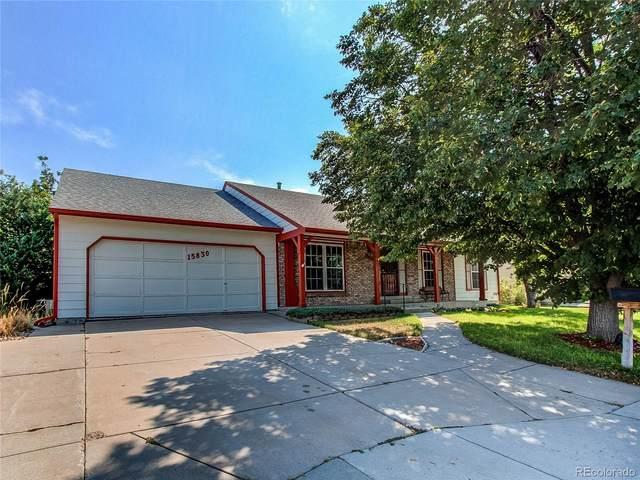15830 E Kansas Place, Aurora, CO 80017 (MLS #5391968) :: 8z Real Estate