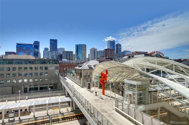 1750 Wewatta Street #530, Denver, CO 80202 (MLS #5392412) :: Kittle Real Estate