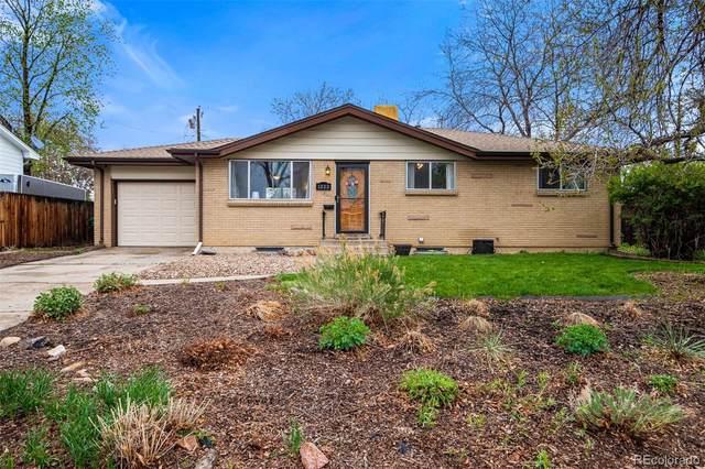 1322 S Vance Street, Lakewood, CO 80232 (#5392420) :: Mile High Luxury Real Estate