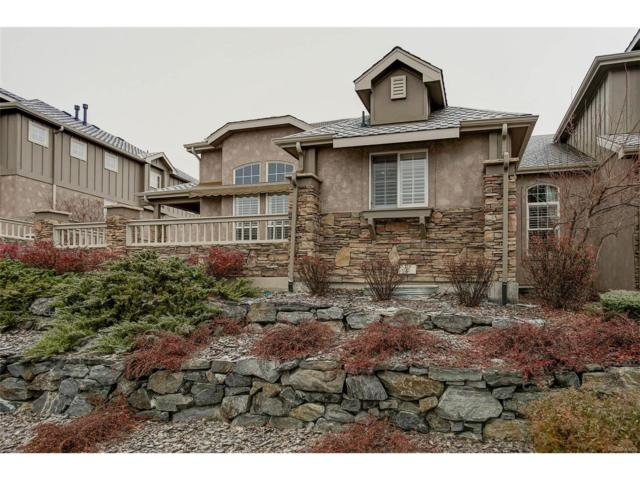 670 Sherman Street, Castle Pines, CO 80108 (#5392691) :: Colorado Team Real Estate