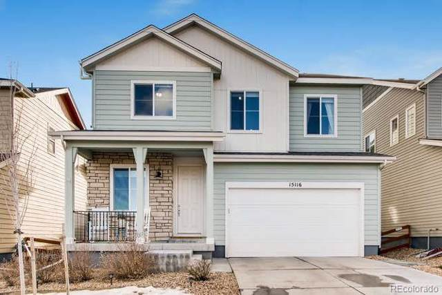15116 W 94th Avenue, Arvada, CO 80007 (MLS #5393870) :: Colorado Real Estate : The Space Agency