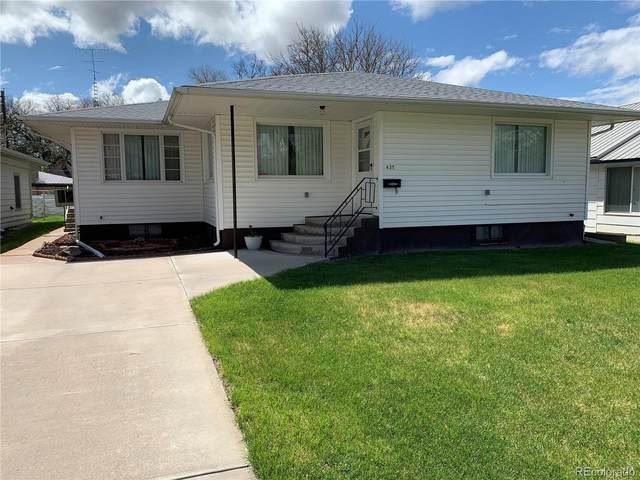 435 Franklin Street, Wray, CO 80758 (MLS #5393968) :: 8z Real Estate