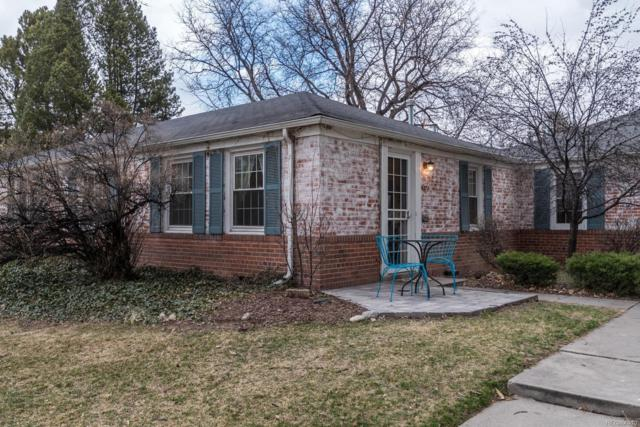 1272 Leyden Street, Denver, CO 80220 (#5394009) :: Bring Home Denver
