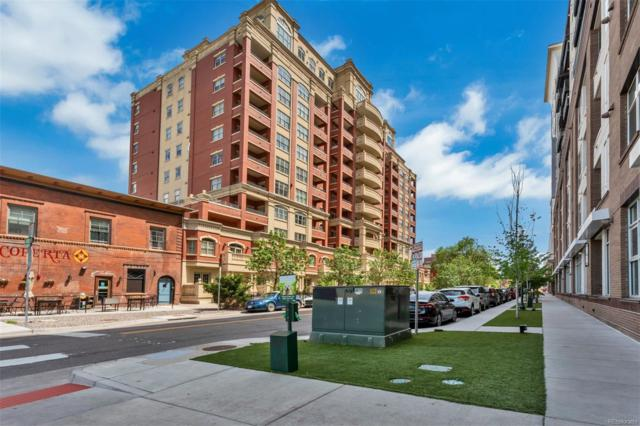 1950 N Logan Street #305, Denver, CO 80203 (MLS #5394194) :: Keller Williams Realty