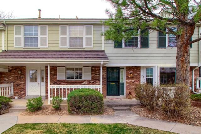 5216 S Jellison Street, Littleton, CO 80123 (MLS #5394395) :: 8z Real Estate