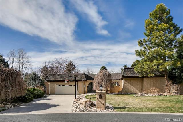 5663 E Southmoor Circle, Englewood, CO 80111 (MLS #5394426) :: 8z Real Estate