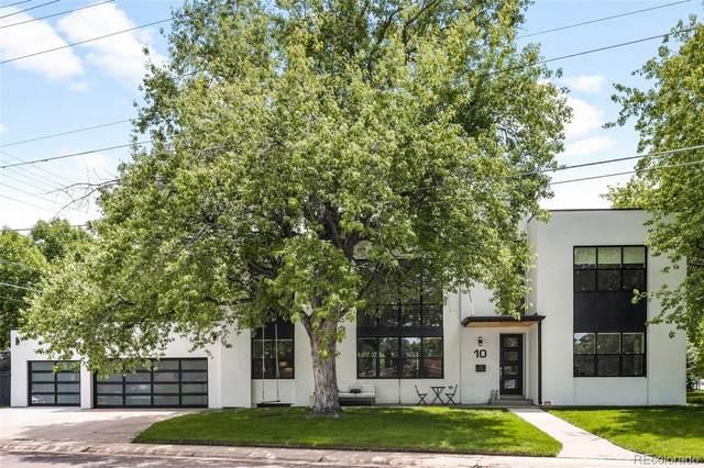 10 S Hudson Street, Denver, CO 80246 (MLS #5394555) :: 8z Real Estate