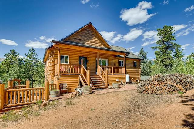 55 Road P78, Bailey, CO 80421 (#5394588) :: Own-Sweethome Team