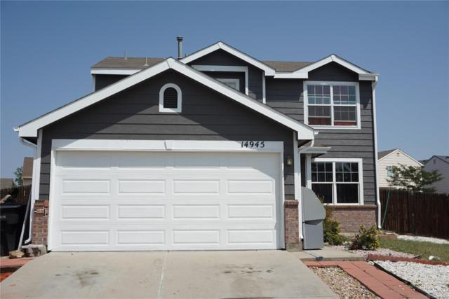 14945 E 50th Avenue, Denver, CO 80239 (#5394610) :: The Peak Properties Group