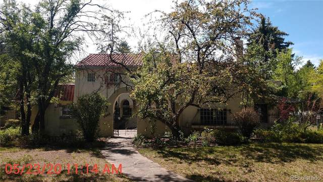 5800 E 6th Avenue Parkway, Denver, CO 80220 (#5394616) :: Wisdom Real Estate