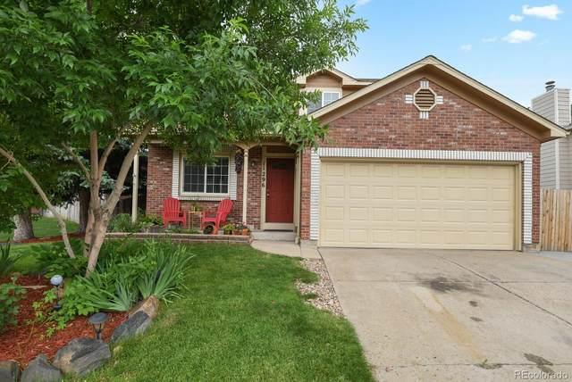 11296 W Bowles Place, Littleton, CO 80127 (#5395186) :: Kimberly Austin Properties