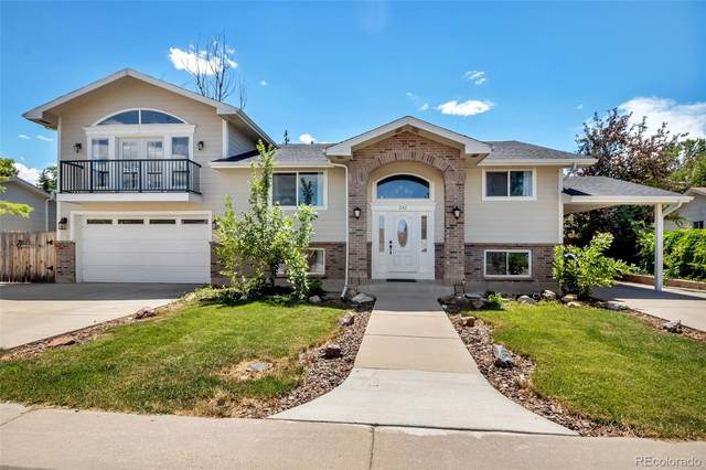 242 Diana Drive, Littleton, CO 80124 (#5395318) :: Re/Max Structure
