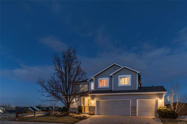 9102 White Pelican Way, Highlands Ranch, CO 80126 (#5395544) :: Sellstate Realty Pros