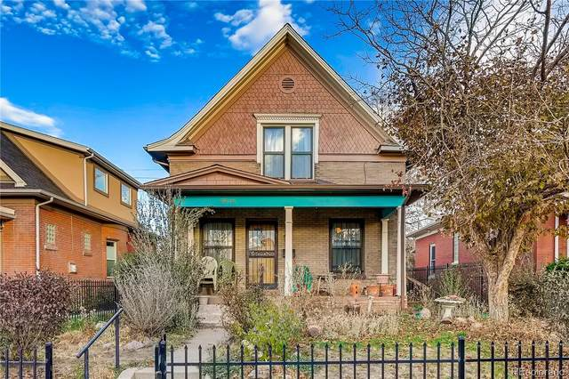 3016 N Vine Street, Denver, CO 80205 (#5396248) :: Berkshire Hathaway HomeServices Innovative Real Estate