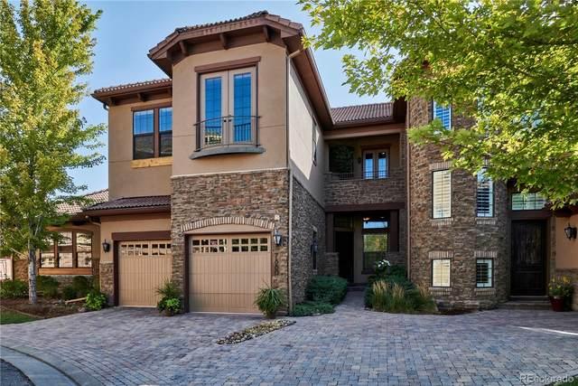 7880 Vallagio Lane, Englewood, CO 80112 (#5396596) :: Compass Colorado Realty