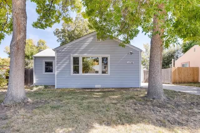 2230 S Knox Court, Denver, CO 80219 (#5396641) :: Mile High Luxury Real Estate
