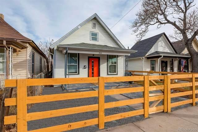 4646 Logan Street, Denver, CO 80216 (#5396720) :: Bring Home Denver with Keller Williams Downtown Realty LLC