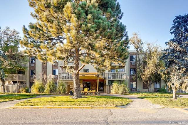 1306 S Parker Road #374, Denver, CO 80231 (#5396807) :: Chateaux Realty Group