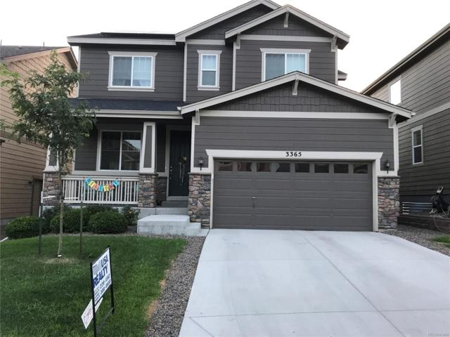 3365 E 141st Avenue, Thornton, CO 80602 (MLS #5397332) :: 8z Real Estate