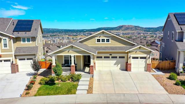 2375 Leafdale Circle, Castle Rock, CO 80109 (#5397510) :: The DeGrood Team