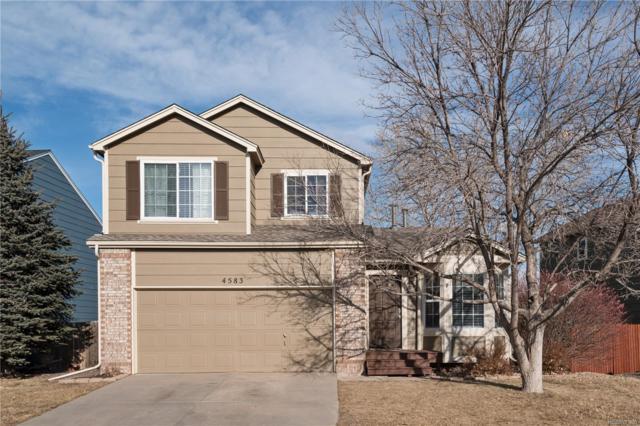 4583 E Bennington Avenue, Castle Rock, CO 80104 (#5397897) :: House Hunters Colorado