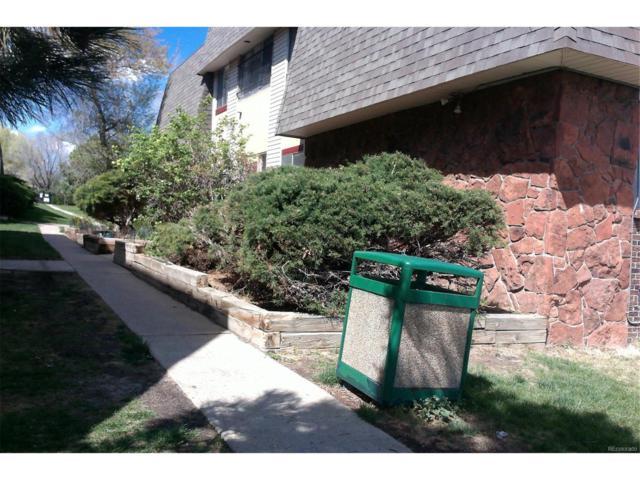 747 W 96th Avenue #9, Thornton, CO 80260 (MLS #5398327) :: 8z Real Estate