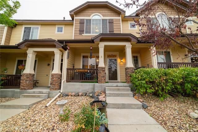1296 Royal Troon Drive, Castle Rock, CO 80104 (MLS #5398472) :: 8z Real Estate