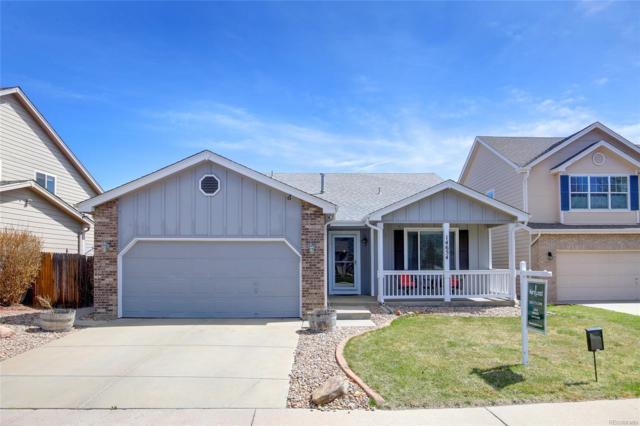14654 W Vassar Drive, Lakewood, CO 80228 (#5398890) :: Bring Home Denver with Keller Williams Downtown Realty LLC