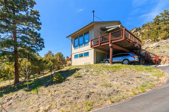 741 Copper Hill Road, Glen Haven, CO 80532 (#5398984) :: Berkshire Hathaway Elevated Living Real Estate