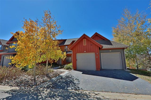 37 County Road 8040N C-201, Fraser, CO 80442 (#5399364) :: The DeGrood Team