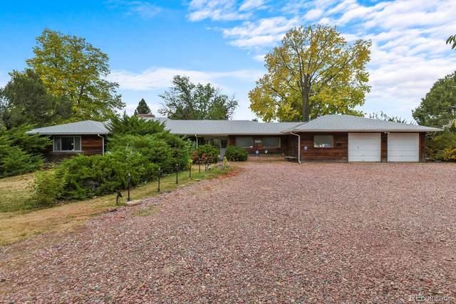 5400 W Bowles Avenue, Littleton, CO 80123 (#5399625) :: Compass Colorado Realty