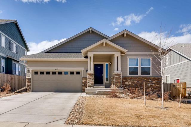 6505 S Harvest Street, Aurora, CO 80016 (#5399746) :: The Peak Properties Group