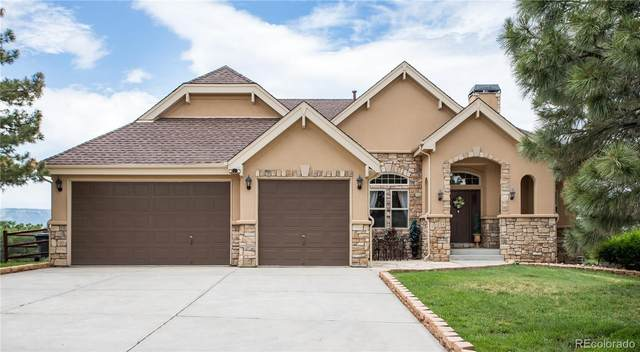 1054 Night Wind Circle, Castle Rock, CO 80104 (#5399847) :: The Gilbert Group