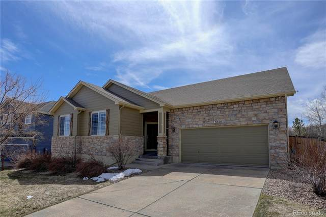 3288 Falling Star Place, Castle Rock, CO 80108 (MLS #5399972) :: 8z Real Estate