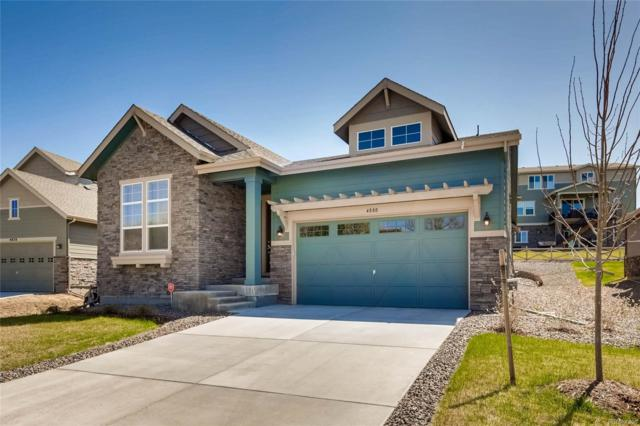 4880 W 109th Avenue, Westminster, CO 80031 (#5400138) :: The DeGrood Team