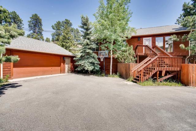 34402 Ella Avenue, Pine, CO 80470 (MLS #5400667) :: 8z Real Estate