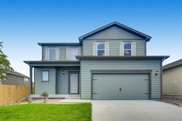 305 Thomas Avenue, Keenesburg, CO 80643 (MLS #5400708) :: 8z Real Estate