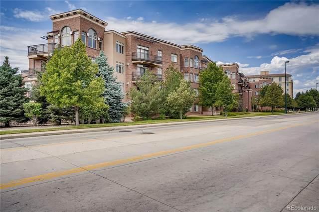 2700 Cherry Creek South Drive #210, Denver, CO 80209 (MLS #5400965) :: 8z Real Estate