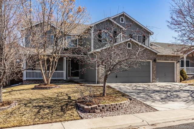 3812 Storm Cloud Way, Castle Rock, CO 80104 (#5401236) :: The Harling Team @ Homesmart Realty Group