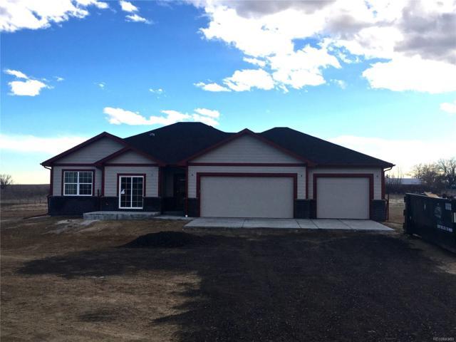 38600 E 145th Avenue, Keenesburg, CO 80643 (#5401260) :: Wisdom Real Estate