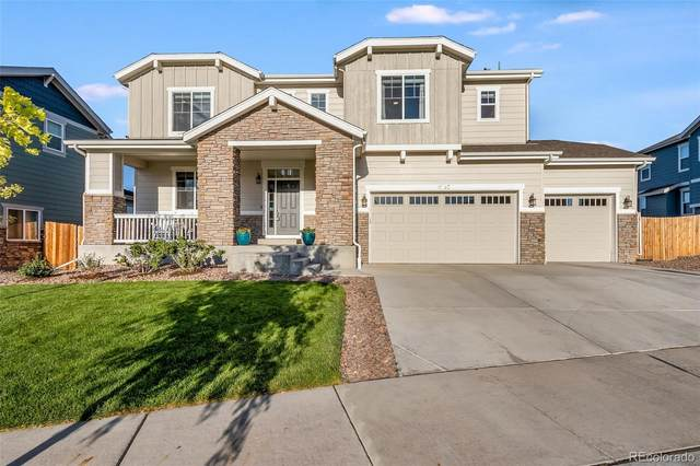 11762 Ouray Court, Commerce City, CO 80022 (#5401548) :: The Margolis Team
